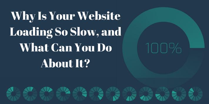 为什么你的网站加载速度如此缓慢?如何提升网站速度?